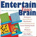 Entertain Your Brain, Terry Stickels, 1402747942