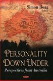Personality down Under : Perspectives from Australia, Boag, Simon, 1604567945