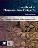 Handbook of Pharmaceutical Excipients, 6th Edition (Book and CD-ROM Package), Rowe, 0853697949