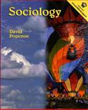 Sociology, Popenoe, David, 0130877948