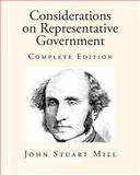 Considerations on Representative Government, John Mill, 1492127949