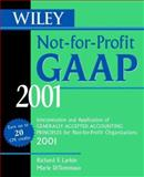 Wiley Not-for-Profit GAAP 2001 9780471397953
