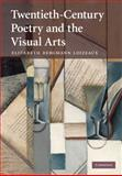 Twentieth-Century Poetry and the Visual Arts, Loizeaux, Elizabeth Bergmann, 052188795X