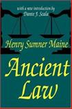Ancient Law, Maine, Henry Sumner, 0765807955