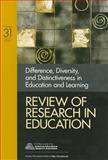 Difference, Diversity, and Distinctiveness in Education and Learning, , 1412957958
