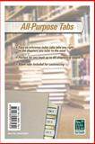 All Purpose Tabs, International Code Council, 1580017959