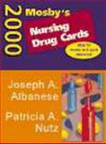 Mosby's 2000 Nursing Drug Reference and Review Cards, Albanese, Joseph A. and Nutz, Patricia A., 0323007953
