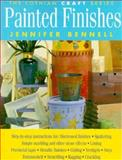Painted Finishes, Jennifer Bennell, 0850917956