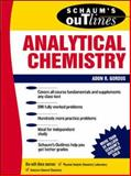 Schaum's Outline of Analytical Chemistry, Gordus, Adon A., 0070237956
