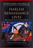 Harlem Renaissance Lives : From the African American National Biography, Gates, Henry Louis, Jr., 0195387953