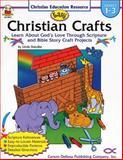 Easy Christian Crafts, Grade 1-3, Linda Standke, 0887247954