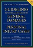Guidelines for the Assessment of General Damages in Personal Injury Cases, Judicial Studies Board, 0199257957