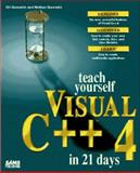 Teach Yourself Visual C++ 4 in 21 Days, Gurewich, Nathan and Gurewich, Ori, 0672307952