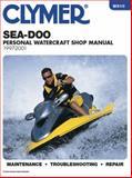 Sea-Doo Personal Watercraft, 1997-2001, Clymer Publications Staff and Penton Staff, 0892877952