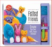Felted Friends, Kaitlyn Nichols, 0545647967