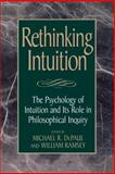Rethinking Intuition, , 0847687961
