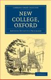 New College, Oxford, Prickard, Arthur Octavius, 1108017967