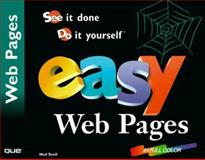 Easy Web Publishing with HTML, Snell, Ned, 0789717964