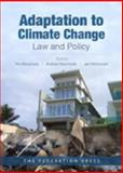 Adaptation to Climate Change : Law and Policy, , 1862877963