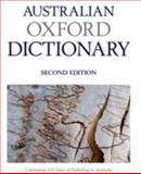 The Australian Oxford Dictionary, Moore, Bruce, 0195517962