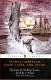 The Loss of the Ship Essex, Sunk by a Whale, Thomas Nickerson and Owen Chase, 0140437967