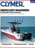 Mercury/Mariner Outboard - 75-250 Hp Two-Stroke, 1998-2002, Clymer Publications Staff and Penton Staff, 0892877960