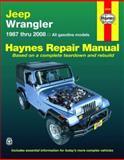 Jeep Wrangler 1987 Thru 2008, Max Haynes, 1563927969