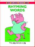 Rhyming Words, Anna Pomaska, 0486407969