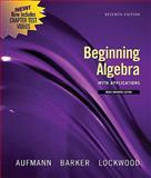 Beginning Algebra with Applications 9780547197968