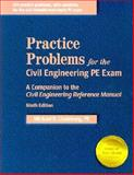 Practice Problems for the Civil Engineering PE Exam 9781888577969