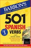 501 Spanish Verbs with CD-ROM and Audio CD, Christopher Kendris and Theodore Kendris, 0764197975