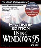 Using Windows 95 : Platinum Edition, Person, Ron, 0789707977