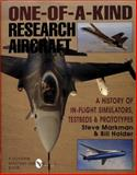 One-of-a-Kind Research Aircraft, Steve Markman and Bill Holder, 0887407978