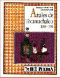 Anales de Tecamachalco, 1398-1590, Solís, Eustaqio, 9681637976