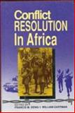 Conflict Resolution in Africa, Deng, Francis M., 0815717970