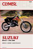 Suzuki RM125, 1996-2001, Clymer Publications Staff, 0892877979