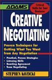 Creative Negotiating, Stephen Kozicki, 1558507973