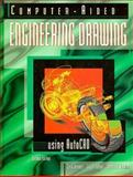 Computer-Aided Engineering Drawing Using AutoCAD, Jensen, Cecil Howard and Helsel, Jay D., 0028017978