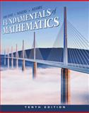Fundamentals of Mathematics, Adams, Holli and Rogers, James, 0538497971