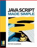 JavaScript Made Simple 9780750637978