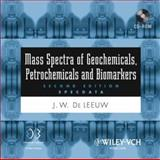 Mass Spectra of Geochemicals, Petrochemicals and Biomarkers, (SpecData), De Leeuw, J. W., 0471647985
