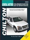 General Motors Colorado and Canyon--2004 Thru 2008, Jay Storer, 1563927985