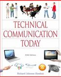 Technical Communication Today, Johnson-Sheehan, Richard, 0321907981