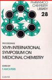 XIVth International Symposium on Medicinal Chemistry, Awouters, Frans M., 0444827986