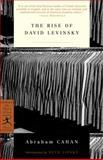 The Rise of David Levinsky, Abraham Cahan, 0375757988