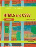 HTML5 and CSS3, Illustrated Complete, Vodnik, Sasha and Meersman, Jonathan, 1111527989
