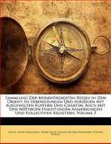 Sammlung der Merkwürdigsten Reisen in Den Orient, . Jesuits and Henry Maundrell, 1142907988