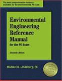 Environmental Engineering Reference Manual for the PE Exam, Lindeburg, Michael R., 1888577983