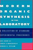 Modern Organic Synthesis in the Laboratory : A Collection of Standard Experimental Procedures, Li, Jie Jack and Pflum, Derek A., 0195187989