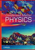 Condensed Matter Physics 2nd Edition